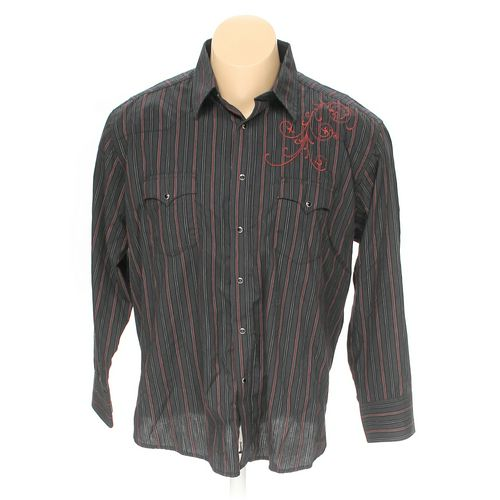 Wrangler Button-up Long Sleeve Shirt in size XXL at up to 95% Off - Swap.com