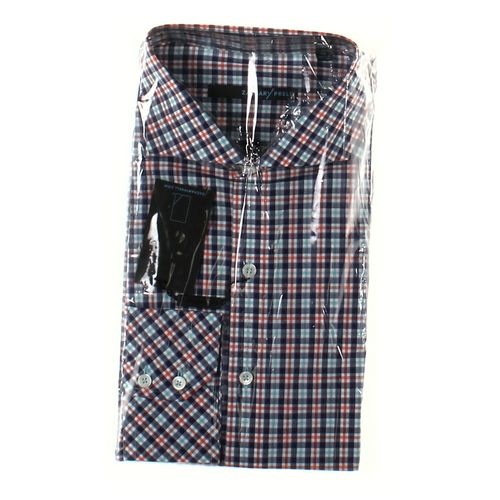Zachary Prell Button-up Long Sleeve Shirt in size XL at up to 95% Off - Swap.com