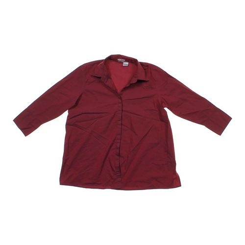 duo Maternity Button-up Maternity Shirt in size S (4-6) at up to 95% Off - Swap.com