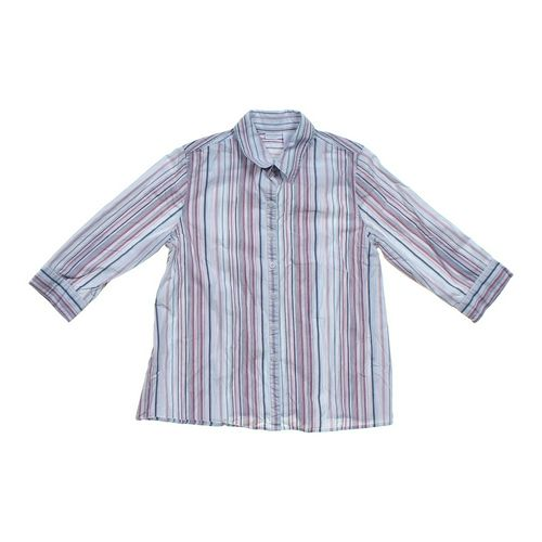 In Due Time Button-Up Maternity Shirt in size S (4-6) at up to 95% Off - Swap.com