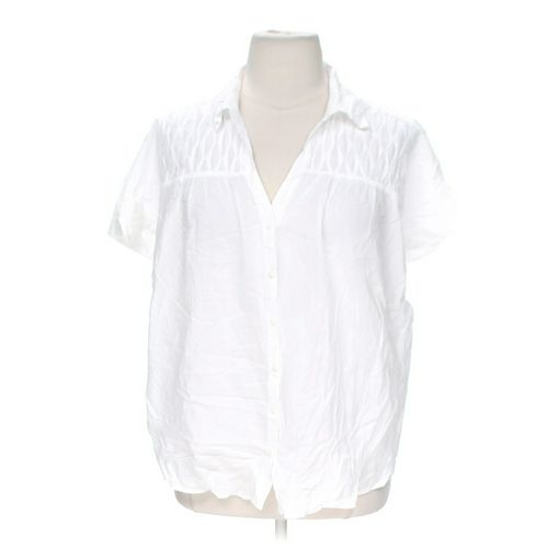 Button-up Shirt in size 2X at up to 95% Off - Swap.com