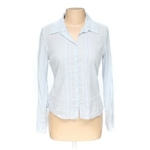 Abercrombie & Fitch Button-up Shirt in size L at up to 95% Off - Swap.com