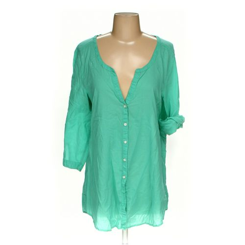 Aerie Button-up Shirt in size S at up to 95% Off - Swap.com