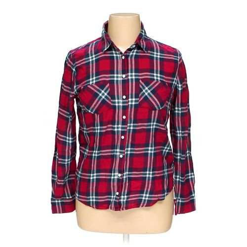 Aéropostale Button-up Shirt in size XL at up to 95% Off - Swap.com