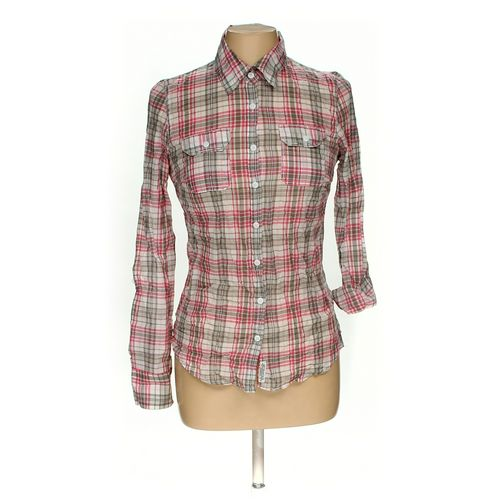 Aéropostale Button-up Shirt in size M at up to 95% Off - Swap.com