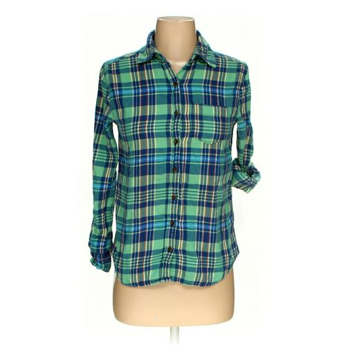 Aéropostale Button-up Shirt in size XS at up to 95% Off - Swap.com