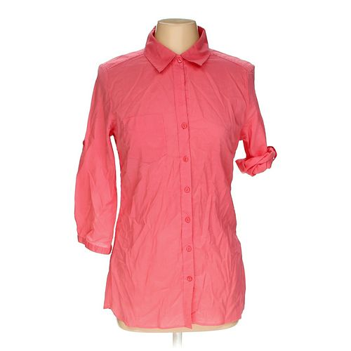 Ali & Kris Button-up Shirt in size M at up to 95% Off - Swap.com