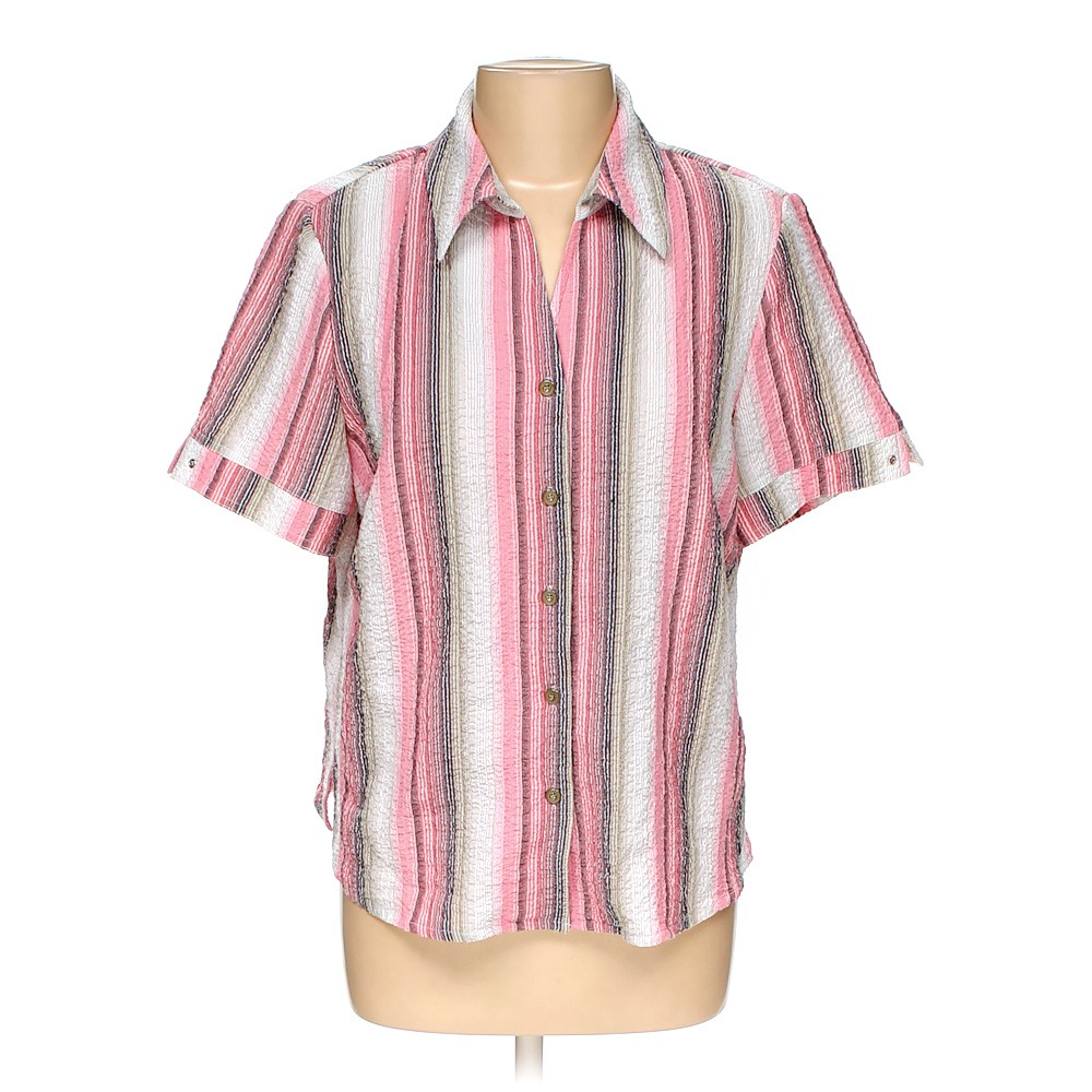 03a4256739c Allison Daley Button-up Shirt in size 12 at up to 95% Off -