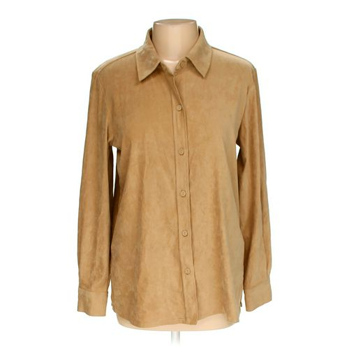 Allison Taylor Button-up Shirt in size L at up to 95% Off - Swap.com