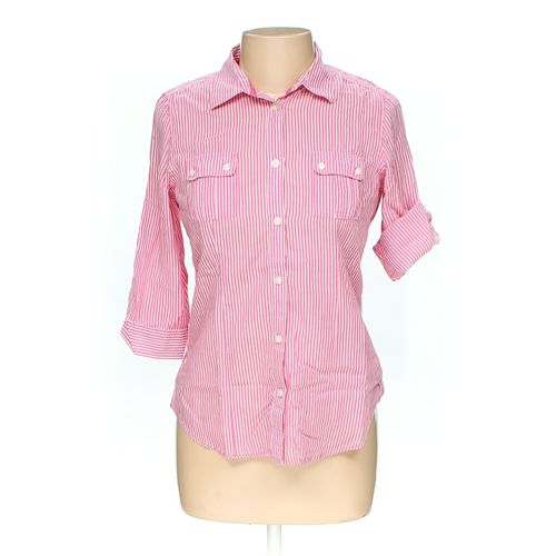 American Eagle Outfitters Button-up Shirt in size 10 at up to 95% Off - Swap.com