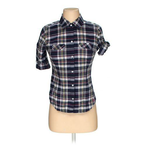 American Eagle Outfitters Button-up Shirt in size 2 at up to 95% Off - Swap.com