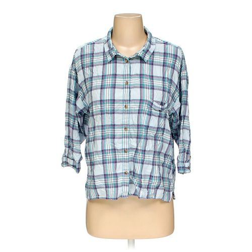 American Eagle Outfitters Button-up Shirt in size M at up to 95% Off - Swap.com