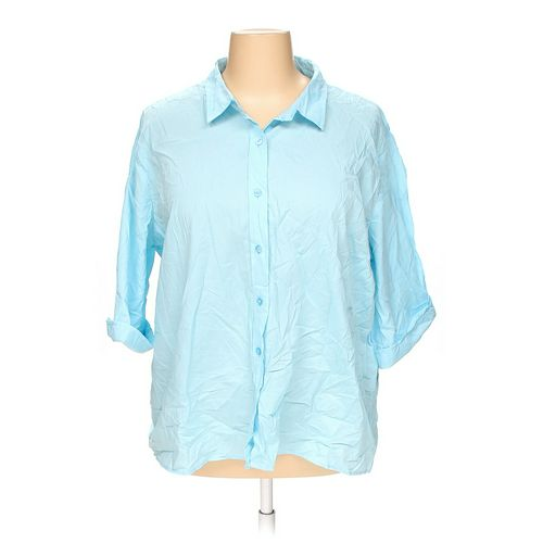 American Sweetheart Button-up Shirt in size 3X at up to 95% Off - Swap.com