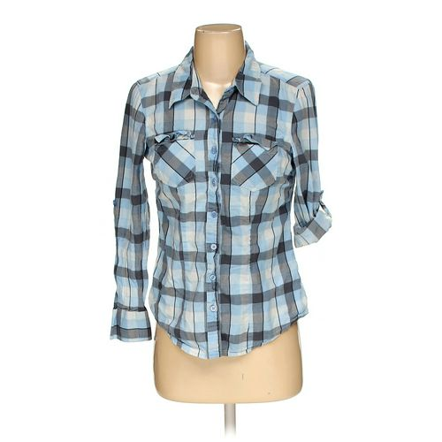 a.n.a Button-up Shirt in size S at up to 95% Off - Swap.com