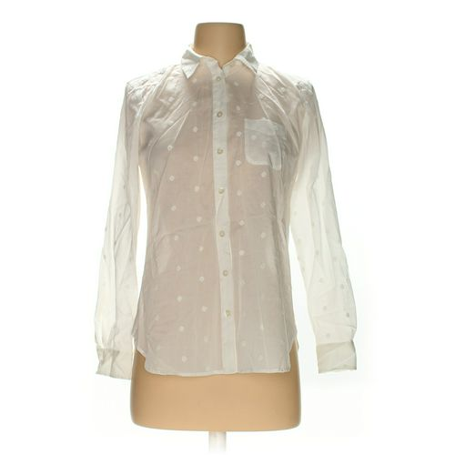 Ann Taylor Loft Button-up Shirt in size XS at up to 95% Off - Swap.com