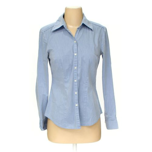 Ann Taylor Loft Button-up Shirt in size 0 at up to 95% Off - Swap.com
