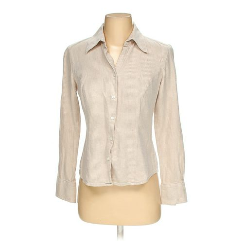 Ann Taylor Loft Button-up Shirt in size 2 at up to 95% Off - Swap.com
