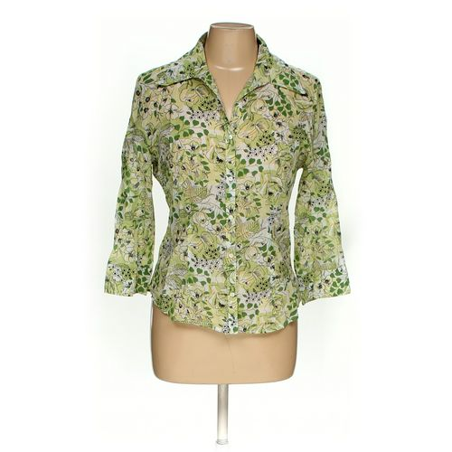 Ann Taylor Loft Button-up Shirt in size 8 at up to 95% Off - Swap.com