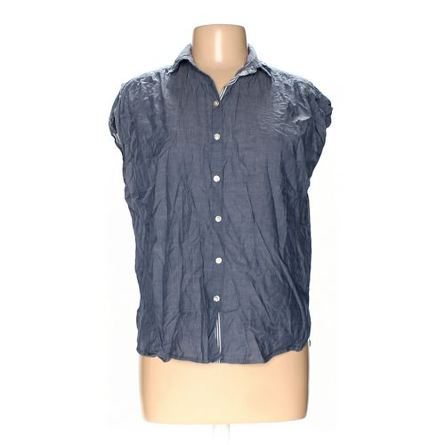 Ann Taylor Loft Button-up Shirt in size M at up to 95% Off - Swap.com
