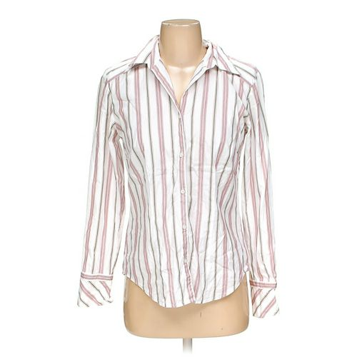 Ann Taylor Loft Button-up Shirt in size S at up to 95% Off - Swap.com