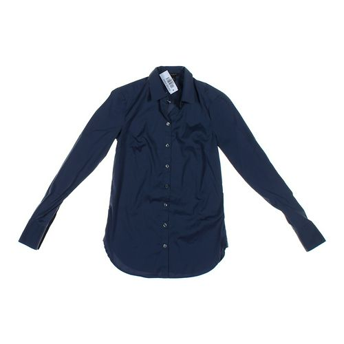 Ann Taylor Button-up Shirt in size 00 at up to 95% Off - Swap.com