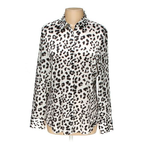Ann Taylor Button-up Shirt in size 12 at up to 95% Off - Swap.com