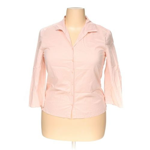 Ann Taylor Button-up Shirt in size 2 at up to 95% Off - Swap.com
