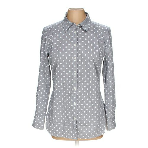 Ann Taylor Button-up Shirt in size 8 at up to 95% Off - Swap.com