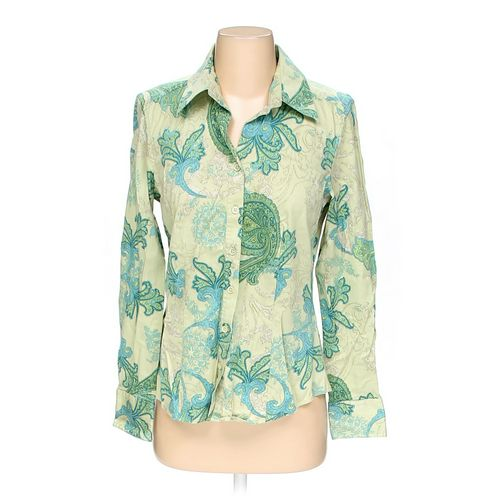 Ann Taylor Button-up Shirt in size M at up to 95% Off - Swap.com