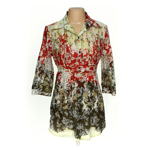 Antilia Femme Button-up Shirt in size M at up to 95% Off - Swap.com