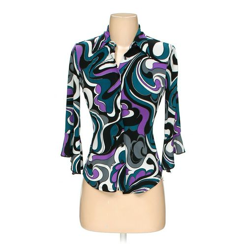 Anxiety Button-up Shirt in size S at up to 95% Off - Swap.com