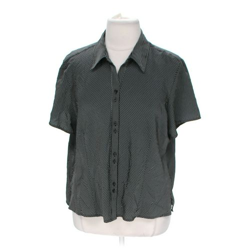 Apparenza Button-up Shirt in size 2X at up to 95% Off - Swap.com