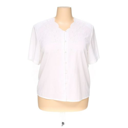 Appàrenza Button-up Shirt in size 2X at up to 95% Off - Swap.com