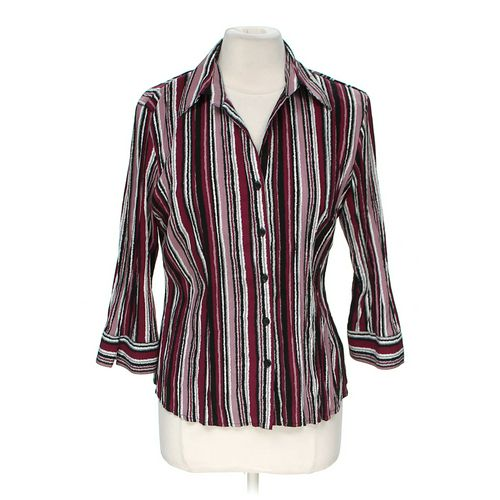 Apt. 9 Button-up Shirt in size M at up to 95% Off - Swap.com