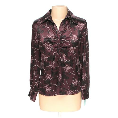 Apt. 9 Button-up Shirt in size L at up to 95% Off - Swap.com
