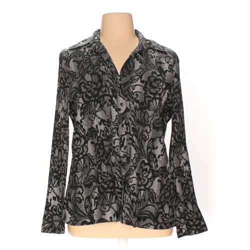 Apt. 9 Button-up Shirt in size 2X at up to 95% Off - Swap.com