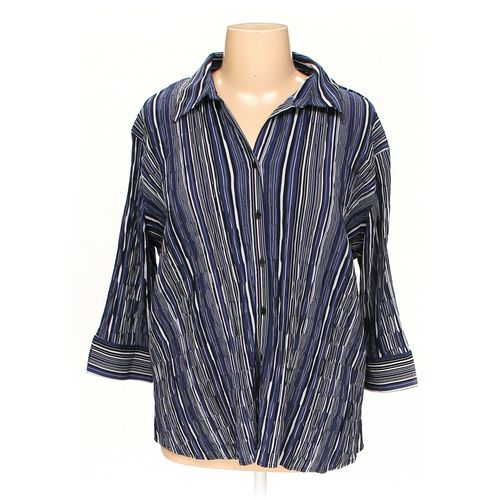 Apt. 9 Button-up Shirt in size 3X at up to 95% Off - Swap.com
