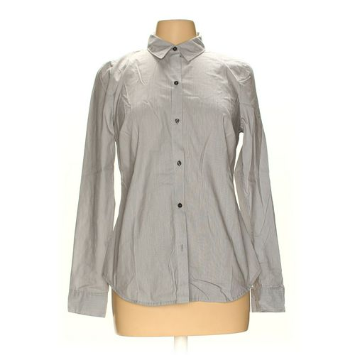 Apt. 9 Button-up Shirt in size 8 at up to 95% Off - Swap.com