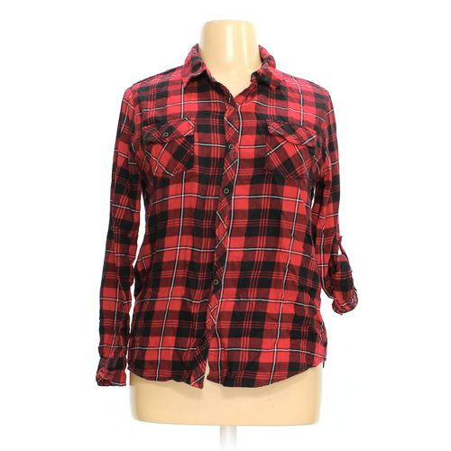 Arizona Button-up Shirt in size XL at up to 95% Off - Swap.com