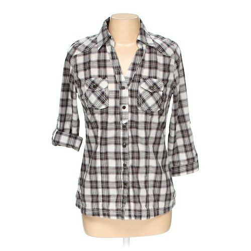 Ashley by 26 International Button-up Shirt in size M at up to 95% Off - Swap.com