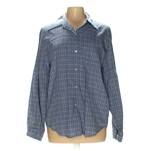 At Last Button-up Shirt in size L at up to 95% Off - Swap.com