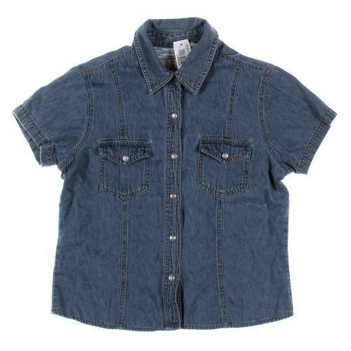 At Last Button-up Shirt in size M at up to 95% Off - Swap.com