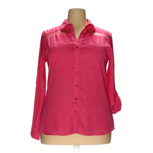 Attention Button-up Shirt in size XL at up to 95% Off - Swap.com