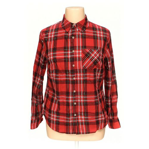 Ava & Viv Button-up Shirt in size XL at up to 95% Off - Swap.com
