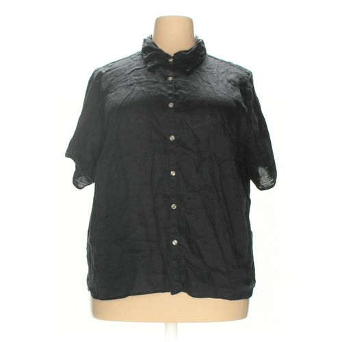 Avenue Button-up Shirt in size 26 at up to 95% Off - Swap.com