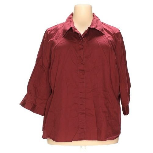 Avenue Button-up Shirt in size 30 at up to 95% Off - Swap.com