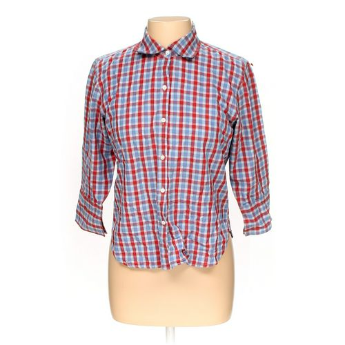 AXXA Button-up Shirt in size L at up to 95% Off - Swap.com