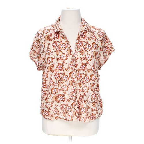 Bailey's Point Button-up Shirt in size 22 at up to 95% Off - Swap.com