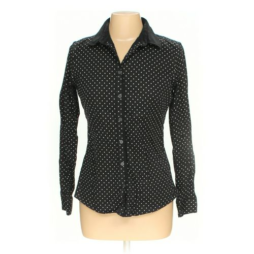 Banana Republic Button-up Shirt in size 8 at up to 95% Off - Swap.com