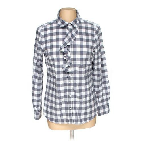 Banana Republic Button-up Shirt in size M at up to 95% Off - Swap.com